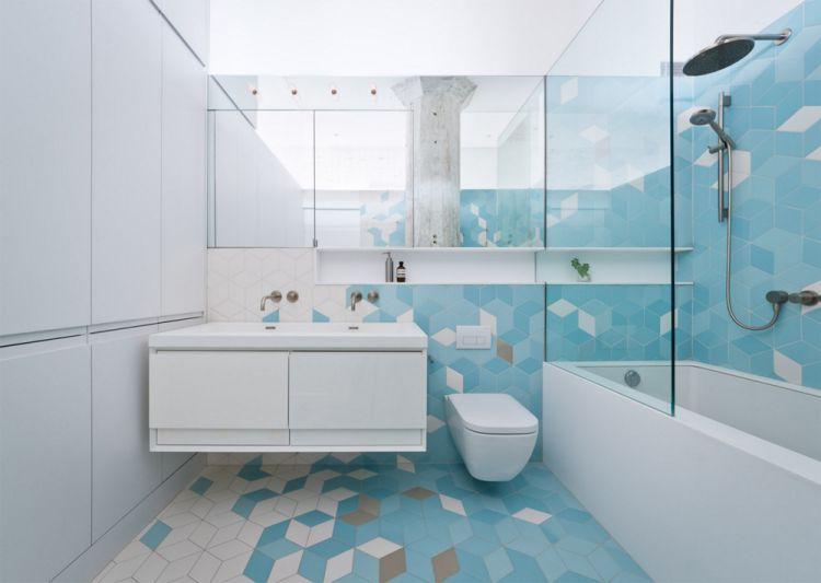 Фото-примеры оформления ванной комнаты плиткой