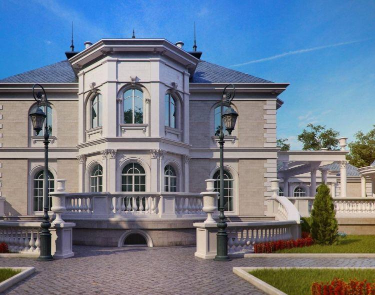 Дом с эркером — идеи дизайна и обзор самых красивых вариантов применения архитектурного элемента (120 фото)