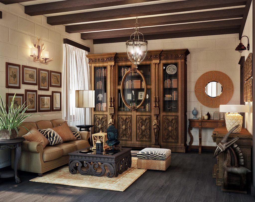 стили в мебели описание и фото