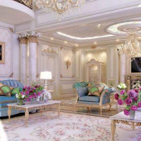 Красивые гостиные: лучшие идеи интерьера, стильные сочетания и обзор лучших вариантов оформления (95 фото)