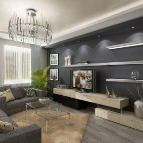 Оформление гостиной: советы по выбору дизайна и особенности основных стилевых направлений (110 фото + видео)