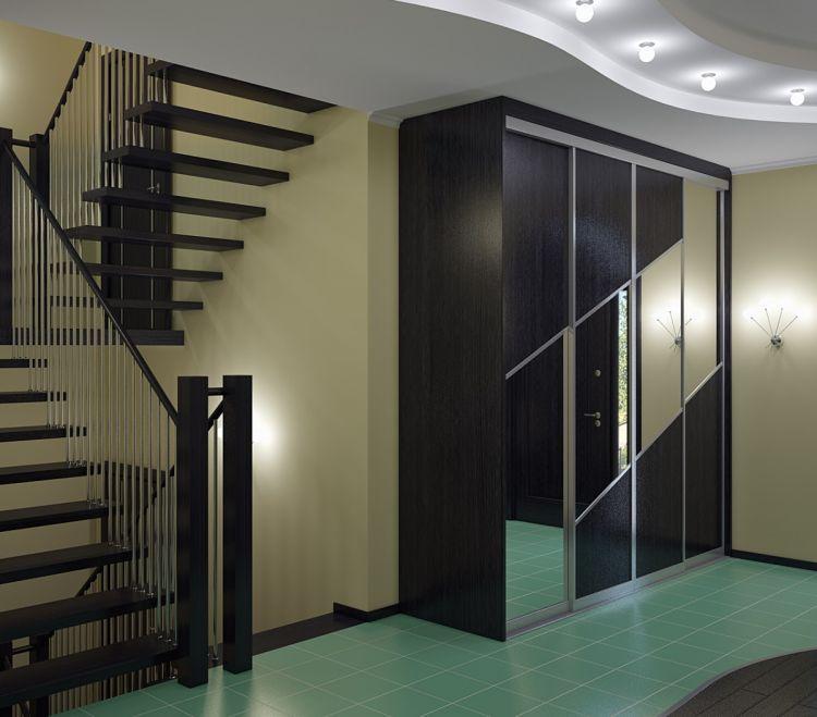 Дизайн прихожей в частном доме 104 фото отделка и идеи оформления интерьера маленькой прихожей с лестницей 2020