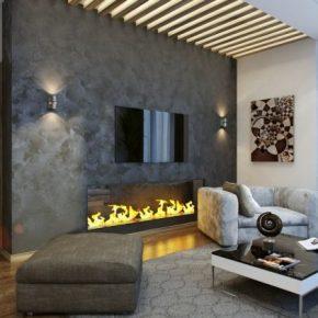 Ремонт гостиной: идеи дизайна, варианты восстановления и советы по выбору материалов для гостиной (100 фото + видео)