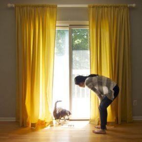 Желтые шторы: виды, ткани, оттенки и применение в интерьере. 115 фото примеров идеальных сочетаний