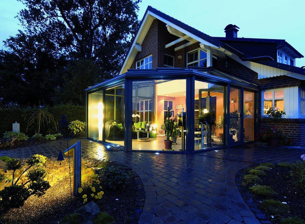 красивые дома с витражными окнами фото сожалению фото нового