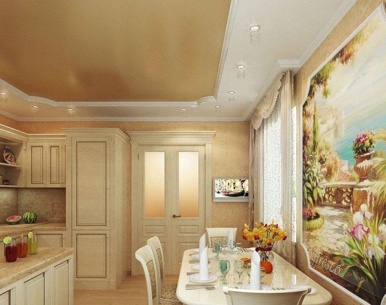 Красивые фрески фото на кухню