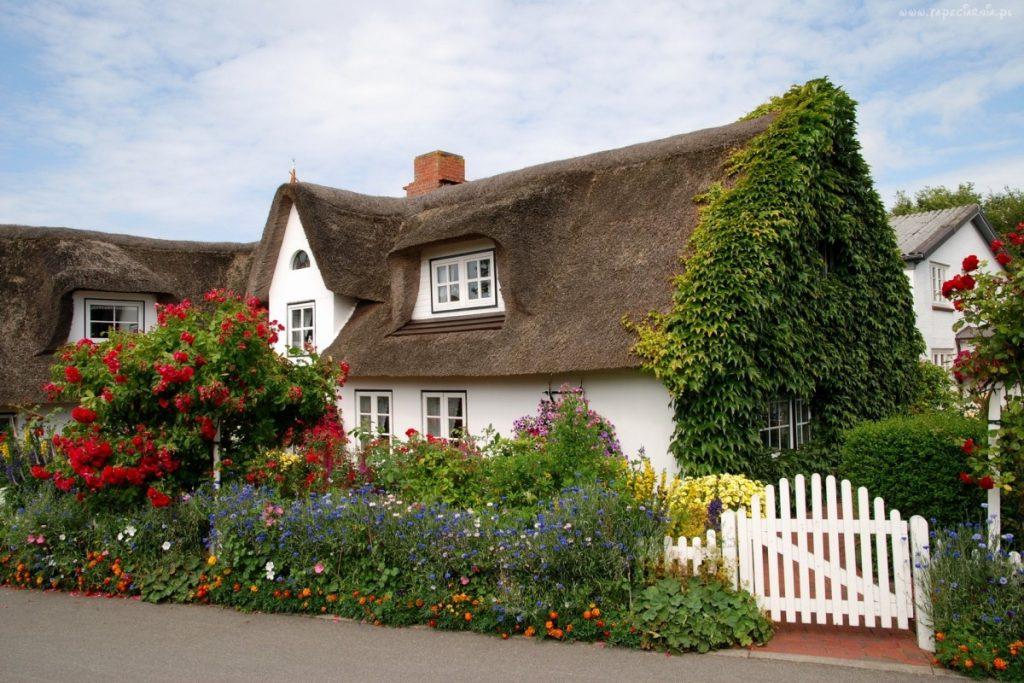 красивые сельские дома фото лишь неподтвержденные сведения